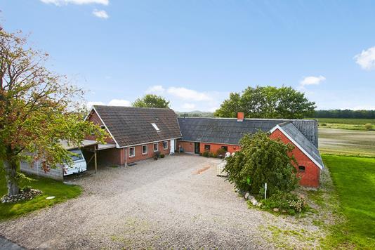 Villa på Skovhussvinget i Tørring - Mastefoto