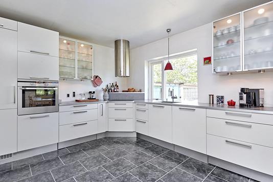 Villa på Kildevej i Rask Mølle - Køkken
