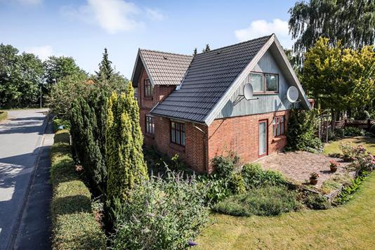 Villa på Raskvej i Tørring - Ejendommen