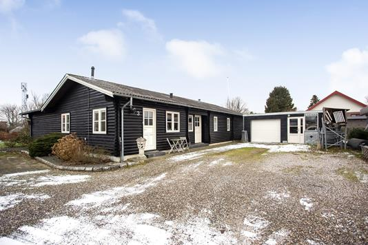 Villa på Birkevej i Vejle - Ejendommen