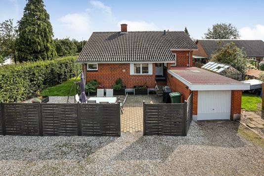 Villa på Bygade i Tørring - Ejendommen