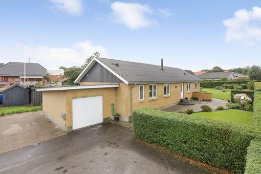 Villa på Anemonevej i Nørre Snede - Ejendommen