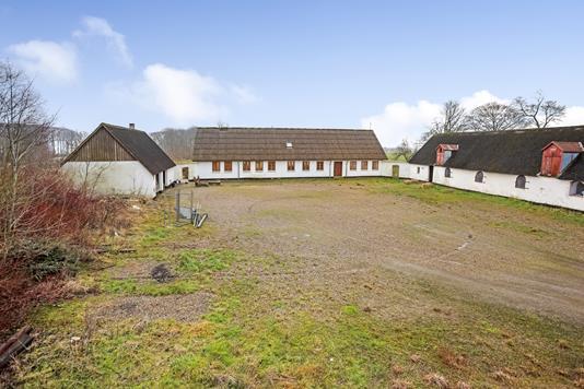 Villa på Hvirringvej i Flemming - Ejendommen