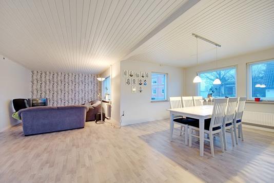 Villa på Bygade i Vonge - Stue