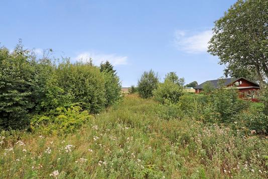 Helårsgrund på Febækvej i Flemming - Grund