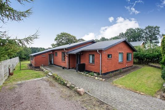 Villa på Østergade i Tørring - Ejendommen