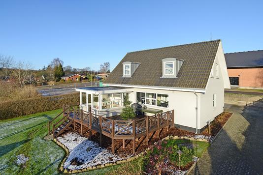 Villa på Kildevej i Rask Mølle - Hus
