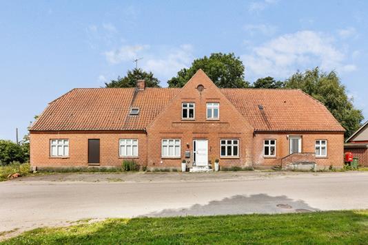 Villa på Honumvej i Rask Mølle - Facade
