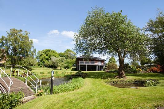 Villa på Hvirringvej i Flemming - Have