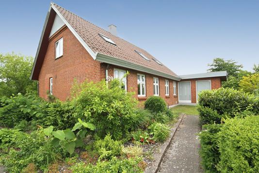 Villa på Febækvej i Flemming - Ejendommen