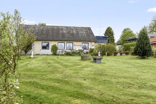 Villa på Viborgvej i Tørring - Ejendommen