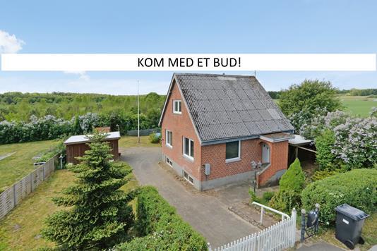 Villa på Teglværksvej i Nørre Snede - Andet