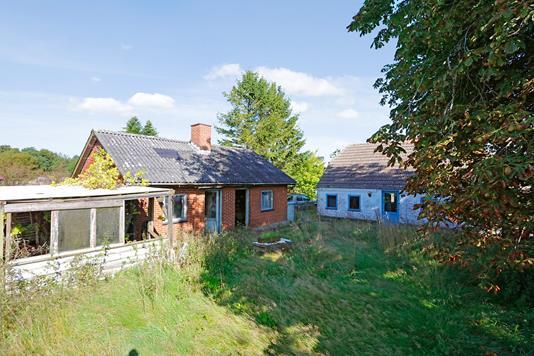 Villa på Liselundvej i Tørring - Have