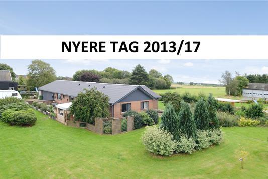 Villa på Nyvej i Tørring - Ejendommen
