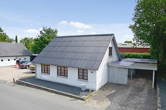 Villa på Uldumvej i Tørring - Mastefoto