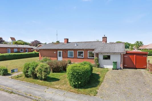 Villa på Brorsonsvej i Flemming - Ejendommen