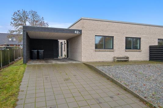 Villa på Østergade i Tjele - Ejendom 1