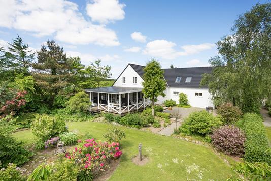 Villa på Ingstrup Møllevej i Tjele - Ejendommen