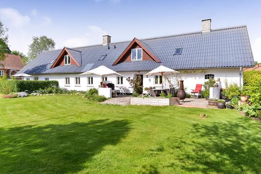 Villa på Gl. Aalborgvej i Tjele - Ejendommen