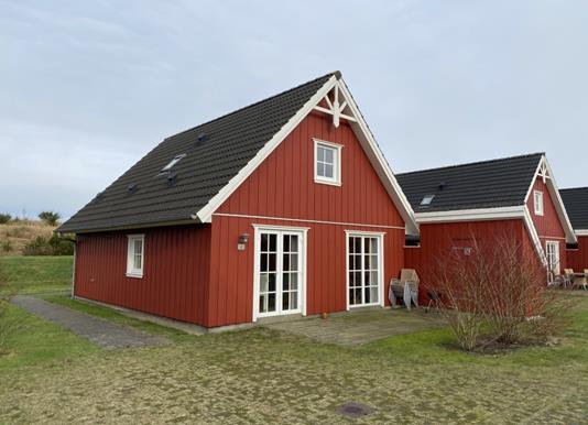 Fritidsbolig på Birkestien i Billund - Terrasse
