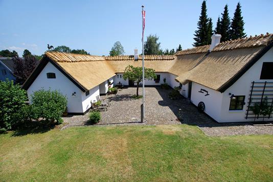 Villa på Ejbyvej i Skovlunde - Ejendommen