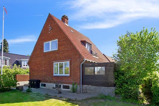 Villa på Sønderskovvej i Skovlunde - Set fra haven