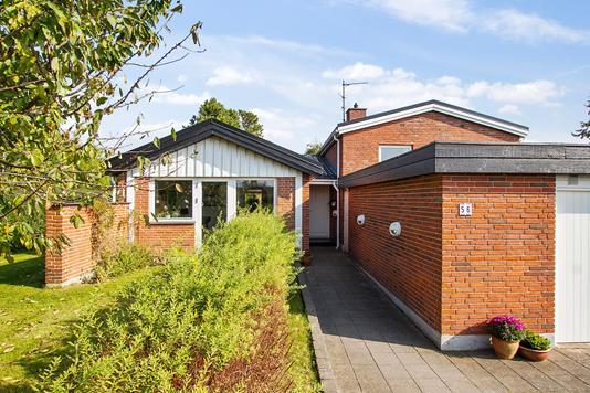 Villa på Morelvej i Skovlunde - Forsidebillede