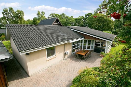 Villa på Nissedalen i Skovlunde - Forsidebillede