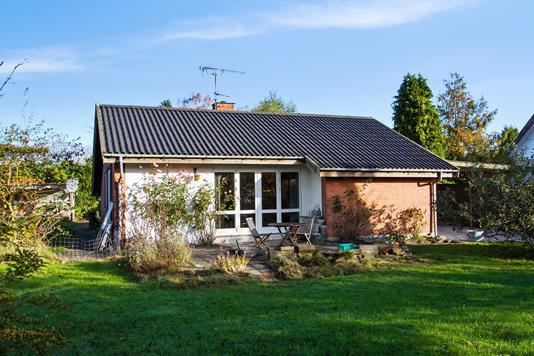 Villa på Annavej i Skovlunde - Facade