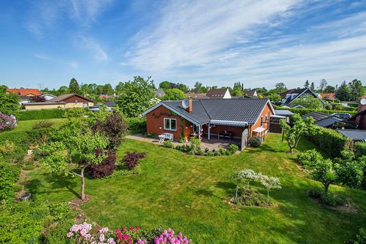 Villa på Lystoften i Skovlunde - Ejendommen