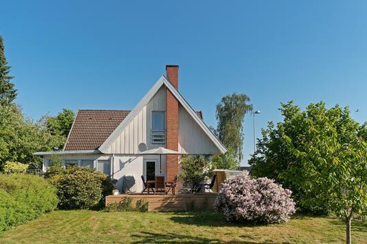 Villa på Toftholmvænget i Skovlunde - Ejendommen