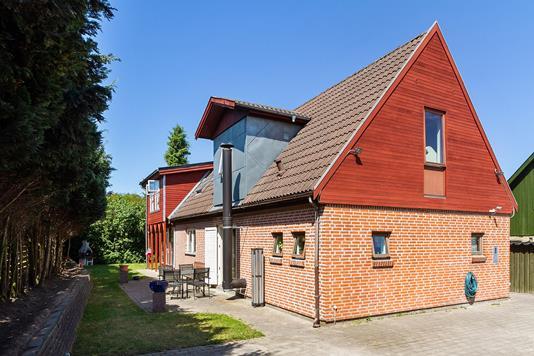 Villa på Vieholmen i Skovlunde - Set fra vejen