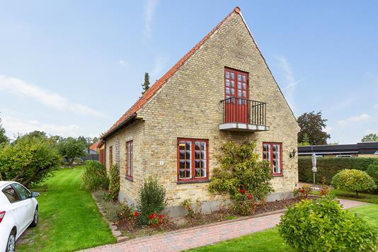 Villa på Torvevej i Skovlunde - Set fra haven
