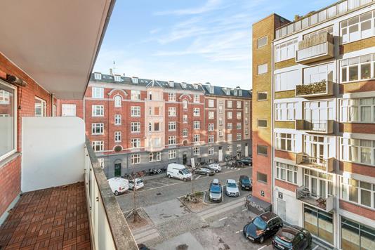 Andelsbolig på Sommerstedgade i København V - Udsigt