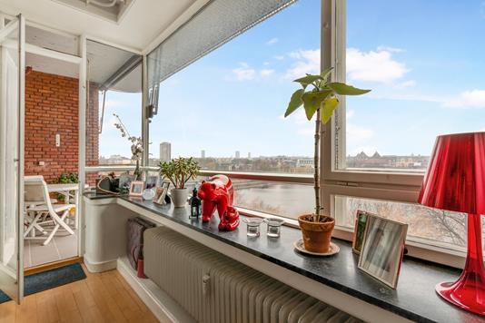 Ejerlejlighed på Vester Søgade i København V - Stue