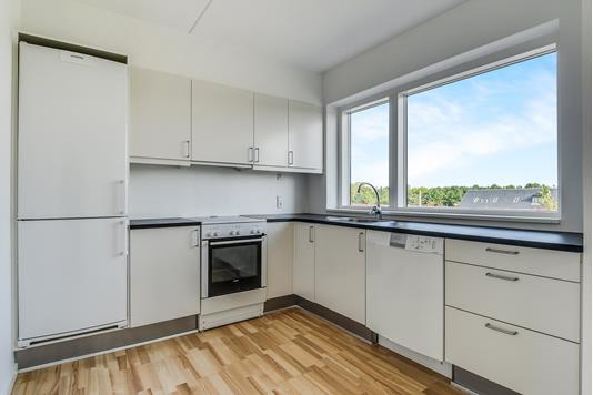 Ejerlejlighed på Søndergårds Allé i Måløv - Køkken