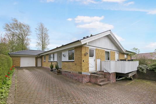 Villa på Merkurvej i Børkop - Ejendom 1
