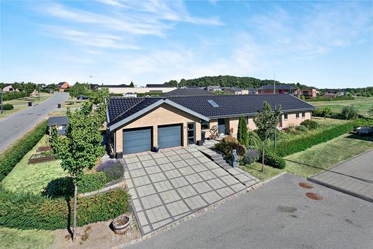 Villa på S. Stubsvej i Børkop - Ejendom 1