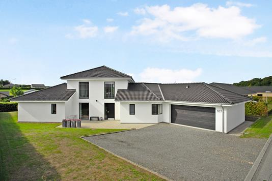 Villa på Kragelundvænget i Børkop - Andet