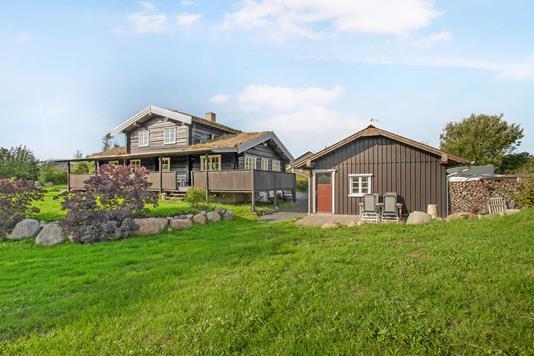 Villa på Skovbyvej i Børkop - Ejendom 1