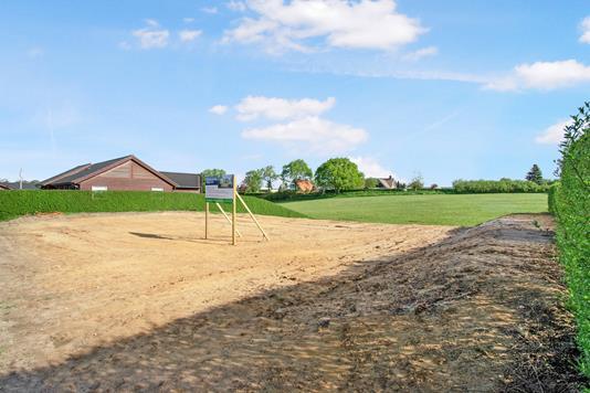 Helårsgrund på Ellegårdsparken i Fredericia - Byggegrund