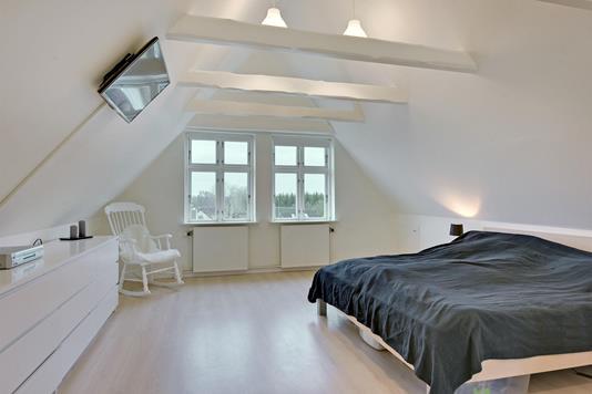 Villa på Bredgade i Vissenbjerg - Soveværelse