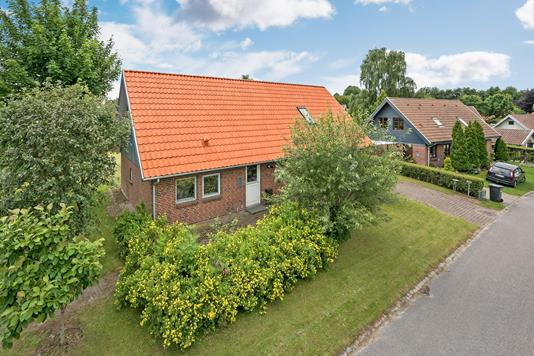 Villa på Drudvangen i Vissenbjerg - Ejendommen
