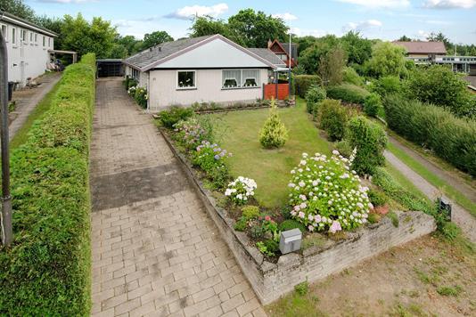 Villa på Liljevænget i Vissenbjerg - Ejendommen
