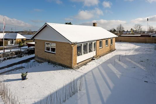 Villa på Svanevej i Vissenbjerg - Ejendommen