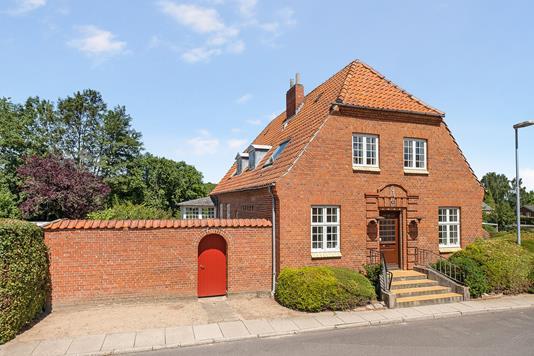 Villa på Kirkegade i Aarup - Andet