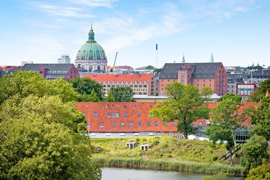 Ejerlejlighed på Margretheholmsvej i København K - Udsigt
