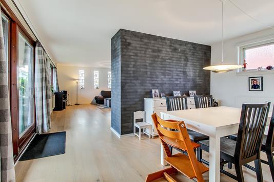 Villa på Gyldenrisvej i København S - Stue