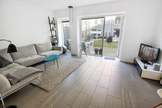 Villa på Richard Mortensens Vej i København S - Stue