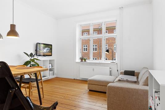Ejerlejlighed på Lombardigade i København S - Stue